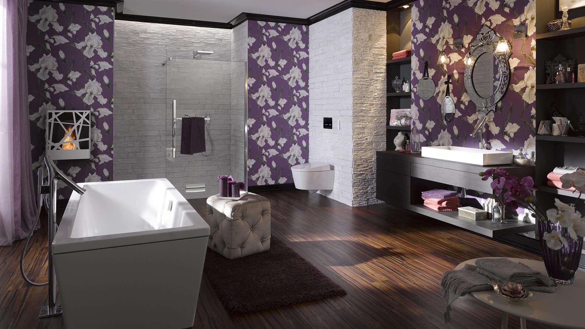 Déco Salle de bains Baroque